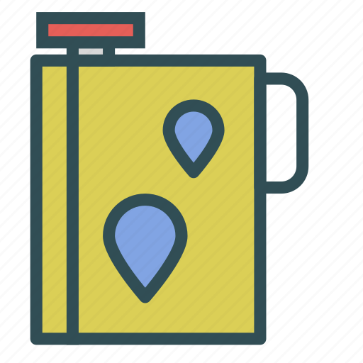 container, fuel, gas, oil icon