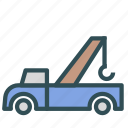 car, pickup, truck, vehicle icon