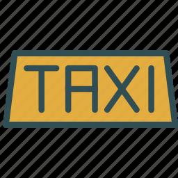 mark, public, taxi, transport icon
