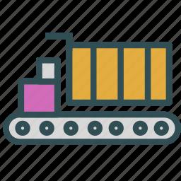 cargo, huge, large, tank, truck, wheels icon
