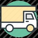 construction truck, truck, dump truck, transport, vehicle