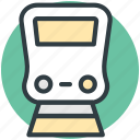 passenger train, railway transportation, retro train, train, voyage icon