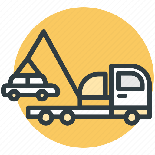car carrier truck, car shipper, car shipping, merchandise, shipment icon