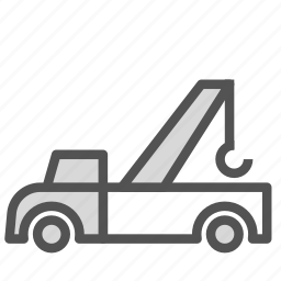 car, pickup, truck, vehicle icon