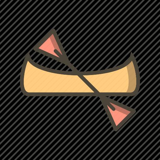 boat, canoe, ship icon