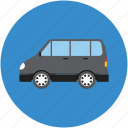 car, estate car, estate wagon, station wagon, transport, vehicle, wagon car icon