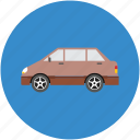 auto, car, transportation, travel, vehicle icon