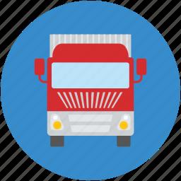 bus, passenger bus, public bus, school bus, transport icon