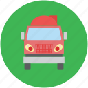 cargo, delivery, delivery bus, lorry, shipping truck, van icon