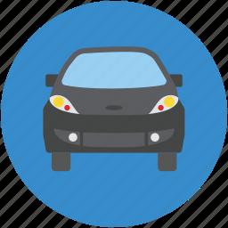 automobile, car, hyundai car, transport, vehicle, volvo icon