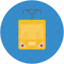 cortege, train, train engine, transport, underground train icon
