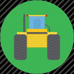 construction, machinery, transportation, trucks, vehicle icon