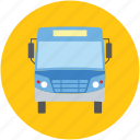 bus, lorry, transport, travel, truck, vehicle icon