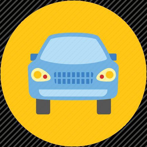 auto, automobile, car, personal transport, sedan, transport, vehicle icon
