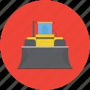 construction truck, dump, dumper, garbage, garbage truck, truck icon