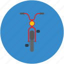 motorcycle, scooter, transportation, wheels icon