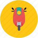 scooty, transport, transportation, travel, vehicle icon