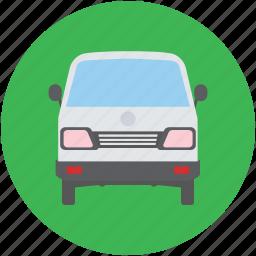 carriage, mini pickup, pickup, pickup truck, tata venture, van, wagon icon