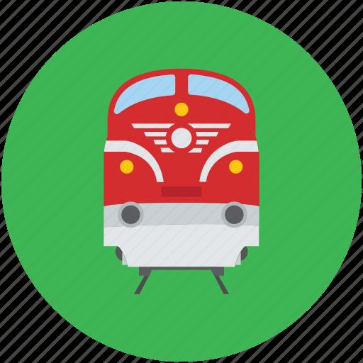 electric locomotive, electric train, modern tram, train, tram, transport, travel icon