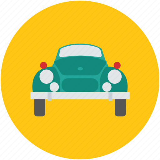 auto car, car, car frontal, front, frontal, transport, vehicle icon