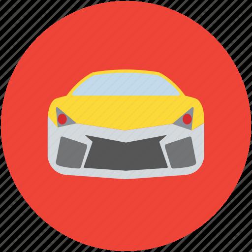 auto, automobile, car, personal transport, prius, sedan, transport, vehicle icon