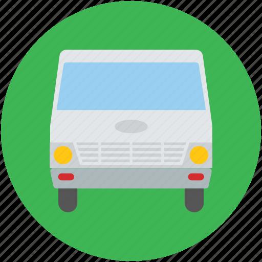 automobile, security van, station wagon, transport, vehicle, wagon icon