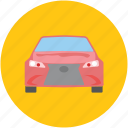 auto, car, honda jazz, transportation, vehicle icon