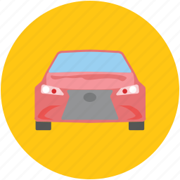 auto, car, honda jazz, transportation, vehicle icon