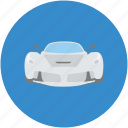 automobile, automotive, car, ferrari, hatchback, luxury car icon