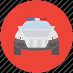 army vehicle, police transport, security van, security vehicle, security wagon icon