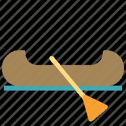 boat, caique, ship, small icon