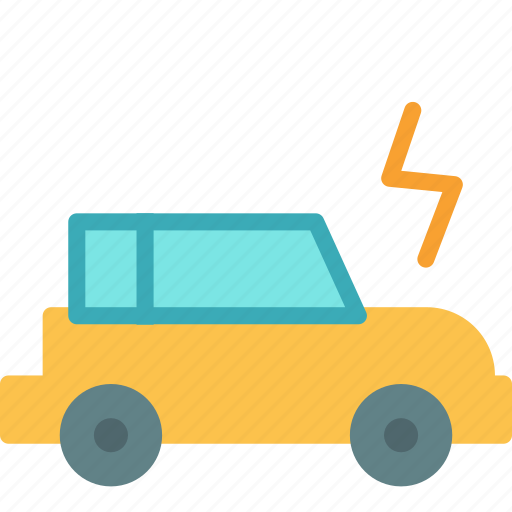 car, city, electric, personal, vehicle icon