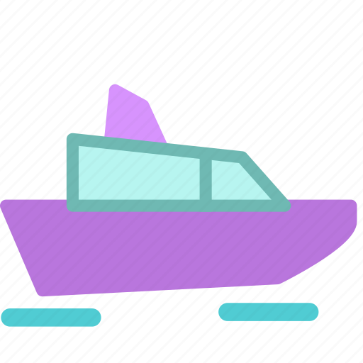boat, iaht, ship, small icon