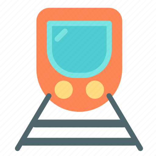intercity, public, train, transport icon