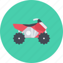 atv, car, logistics, machine, transport, transportation icon