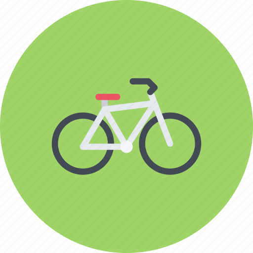 bicycle, car, logistics, machine, transport, transportation icon