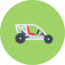 buggy, car, logistics, machine, transport, transportation icon