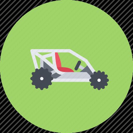 buggy, car, logistics, machine, transport, transportation icon