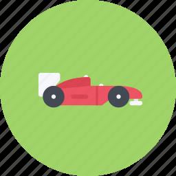 car, formula 1, logistics, machine, transport, transportation icon