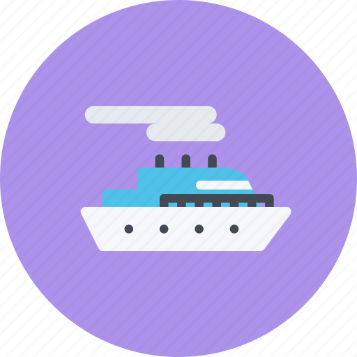 car, logistics, machine, motor, ship, transport, transportation icon
