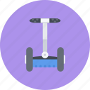 car, logistics, machine, segway, transport, transportation icon
