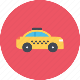 car, logistics, machine, taxi, transport, transportation icon