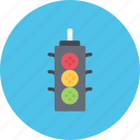 car, light, logistics, machine, traffic, transport, transportation icon