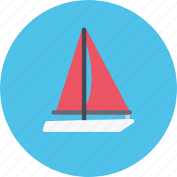 car, logistics, machine, transport, transportation, yacht icon