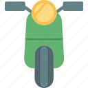engine, motocycle, scooter icon