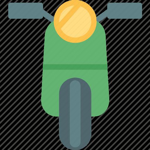 engine, motocycle, scooter icon