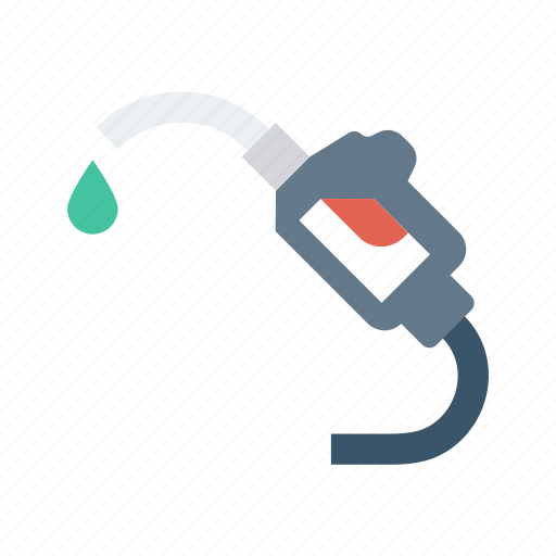 fuel, nozzle, oil, petrol, pump icon