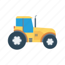 agriculture, farm, tractor, transport, vehicle
