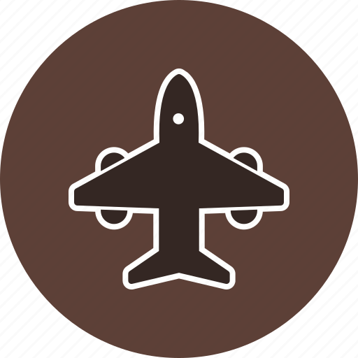 aero plane, air craft, air plane, travel icon