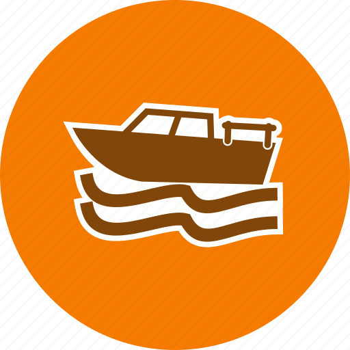 boat, boating, ship icon